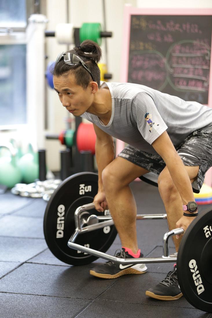 跑步重訓肌力恢復課程-小偉教練