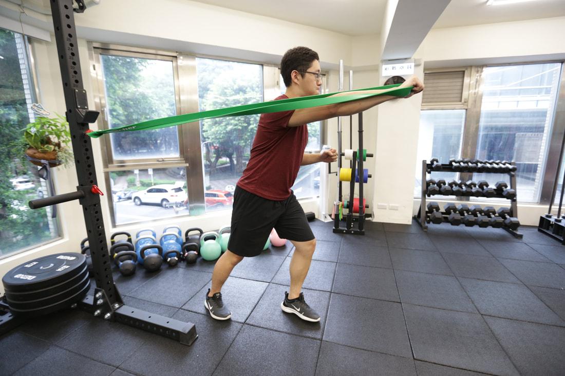台北最推薦重訓肌力課、教練課程、跑步課程-彥均
