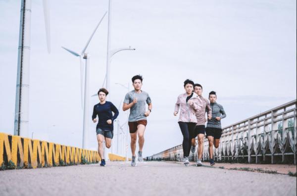 跑步推薦課程